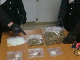 Spinazzola – Spaccio in campagna nel pieno della notte: arrestati 2 pusher andriesi