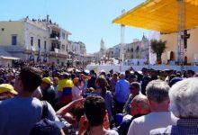 Molfetta – Visita Papa Francesco: le interviste a sindaci e fedeli