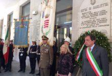 Barletta – celebrazioni per il 73° anniversario della Liberazione d'Italia