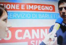 Barletta – Amministrative.  Intervista al candidato sindaco Cosimo Cannito. Video