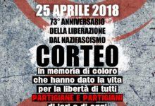 Barletta – 25 aprile in ricordo dei fratelli Vitrani e dei partigiani di ieri e di oggi