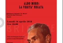 """Trani – In biblioteca incontro Aldo Moro: la verità negata"""" con l'on. Gero Grassi"""