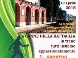 """Canne della Battaglia – Parte """"Palestranatura"""", progetto del CONI BAT"""