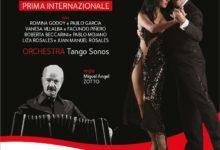 """Trani – A luglio la prima internazionale di """"Tango Historias de Astor"""" con Miguel Ángel Zotto"""