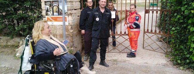 """Trani – Villa Telesio presa d'assalto, Nenna: """"Questo è solo l'inizio"""". VIDEO"""