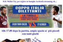 Finale Coppa Italia Dilettanti: in Largo Goldoni pronto il maxi schermo