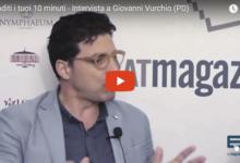 Andria – VIDEOINTERVISTA a Giovanni Vurchio (PD): il focus sulle 40 interpellanze presentate