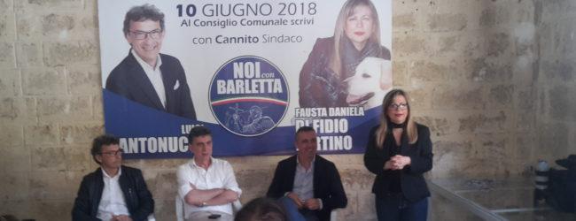 """Barletta – Settefrati, Cannito: """"Il mio sogno è di aprire al quartiere il giardino alle spalle della """"Musti"""""""