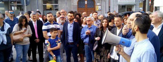 Barletta – Amministrative. M5S ha presentato i suoi candidati al consiglio comunale. Foto
