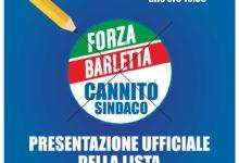 Barletta – Amminastrive. Si terra' un incontro tra il Sen. Dario Damiani e il candidato sindaco Mino Cannito
