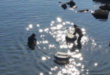 """Trani – Volontari """"Amici del mare""""puliscono altro tratto costa"""