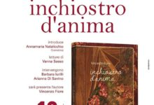 """Bisceglie – Presentazione libro """"Inchiostro d'anima"""" di Vincenzo Fiore"""