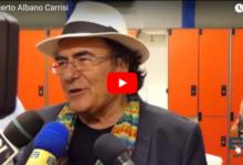 Andria – Albano in concerto: domina il palco del Palasport. VIDEOINTERVISTA e FOTO GALLERY