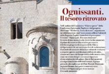 Trani – Chiesa Ognissanti, il tesoro ritrovato