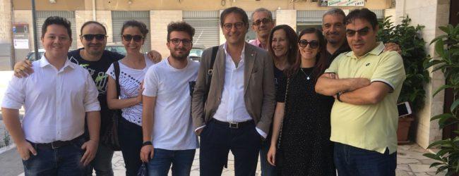 Bisceglie – Angarano, concluso tour Seminario-Cittadella: ripulita piazza 8 marzo