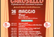 """Trani – Il 26 maggio in piazza Quercia torna il """"Carosello"""" dello Spi Cgil Puglia"""