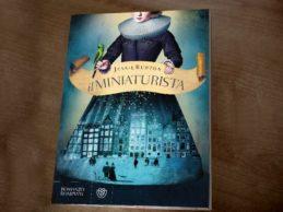 """Il Miniaturista"" Jessie Burton, Bompiani ed."