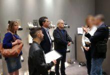 Bisceglie – Il candidato Napoletano ha incontrato i commercianti