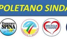 Bisceglie – Comizio di Franco Napoletano della coalizione di centrosinistra