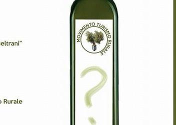 """Presentazione bottiglie di Olio Extra Vergine di Oliva """"Città di Trani"""""""