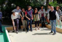 Trani – Auser: inaugurato il campo di bocce. VIDEO