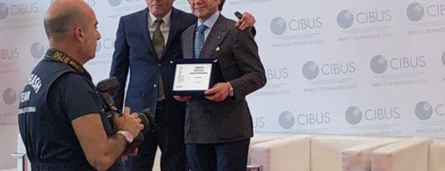 Andria – Cibus 2018, Premio Qualità all'azienda Sanguedolce