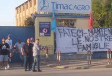 """Barletta – Lavoratori Timac : """"Fateci mantenere le nostre famiglie"""""""