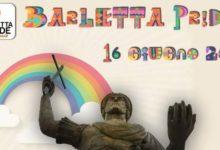 Barletta aderisce e promuove il Gay Pride 16 giugno
