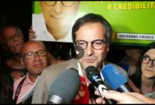 Bisceglie – Angelantonio Angarano nuovo sindaco: le dichiarazione appena eletto. VIDEO