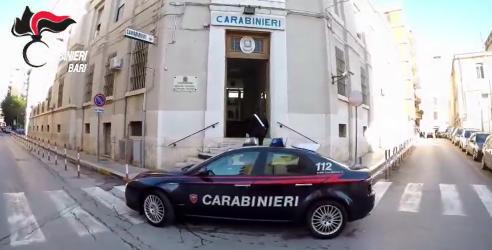 Barletta – Arrestato  un 27enne  per rapina ai danni di un'anziana