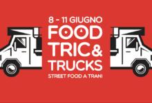 """Trani – Dall'8 all'11 giugno al molo S. Lucia """"Food tric & trucks"""""""
