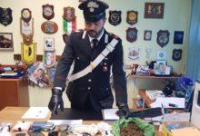 Bari Carbonara – 2 arresti ed una denuncia a piede libero per droga