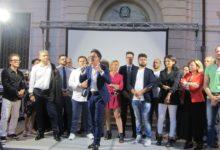 Barletta – Basile (Lega) chiude la sua campagna elettorale, in diretta con il leader leghista Salvini. Foto e Video