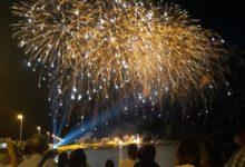Trani – Festival Arte Pirotecnica: apertura spettacolare. Stasera seconda gara. VIDEO