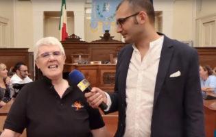 Andria – #lavitanonfinisceconladiagnosi: Videointervista a Letizia Espanoli
