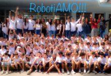 """Un """"percorso di visita a Trani"""" con il Robot BEE, BLUE BOT"""