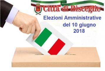 Aggiornamento. Bisceglie – Amministrative 2018: affluenza urne ore 19