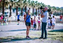 Barletta – Al via le attività sportive del BOB. La campionessa Veronica Inglese visita la struttura