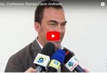 """Andria – Sindaco Giorgino: """"Unione e compattezza per ripartire dalla serie D e dagli andriesi"""". IL VIDEO"""