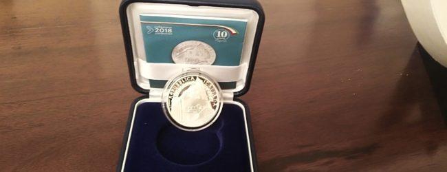 Trani – Presentata la moneta d'argento raffigurante la Cattedrale. VIDEO