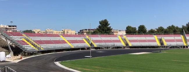 Barletta – Stadio Puttilli, pubblicato il bando per l'aggiudicazione dei lavori