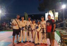 """Taekwondo: due ori e un argento per la """"Federico II Barletta"""" all'Open di Grecia"""