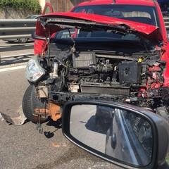 Barletta – Incidente sulla 16 bis direzione Foggia. Traffico in tilt