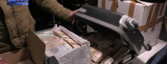 Riciclaggio, soldi nei muri mega-villa: arrestato patron Bitonto Calcio