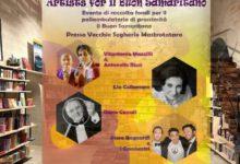 Bisceglie – Alle Vecchie Segherie va in scena 'Artists for il Buon Samaritano'