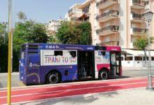 Trani – Il sindaco in circolare per inaugurare i nuovi percorsi