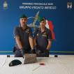Giovinazzo – Finanza: due arresti per possesso di marijuana dopo inseguimento su 16 bis