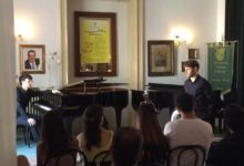 Trani – Palazzo Discanno ha ospitato la grande musica di Gianmario Strappati