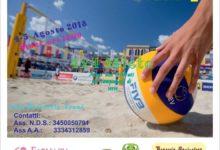 Trani – Lo sport oltre le barriere e le frontiere: torneo di beach volley