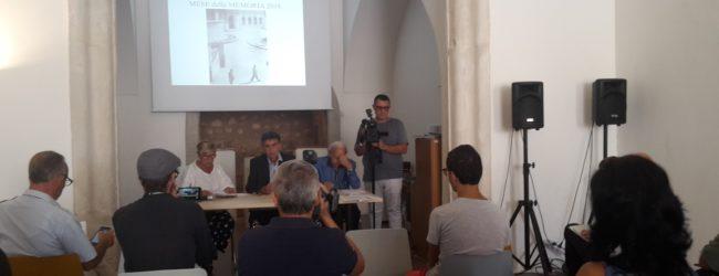 """Barletta –  Presentate le iniziative per il """"Mese della memoria 2018"""""""